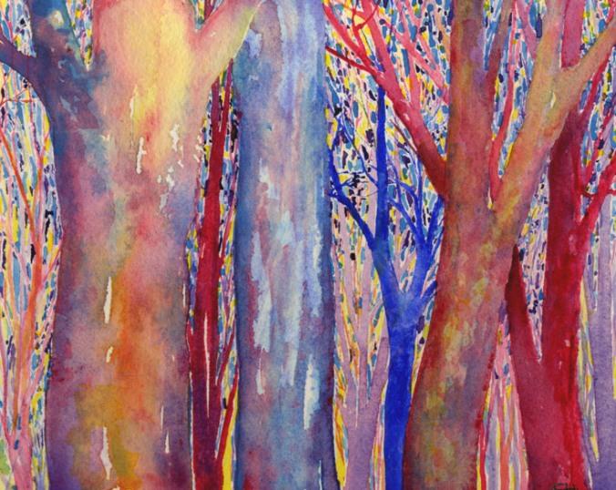 kaleidascope-trees